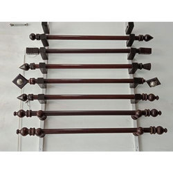 Brass Curtain Rods