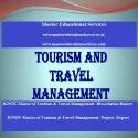 IGNOU Master Of Tourism And Travel Management Dissertation Report Writing Services