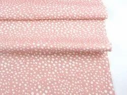 Organic Cotton Poplin Thokka Printed Fabric