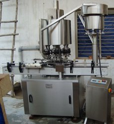 Automatic Eight Head Ropp Cap Sealing Machine