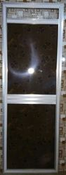 Aluminium Section Door