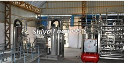 Mango Pulp Processing Plant with Aseptic Filling Line