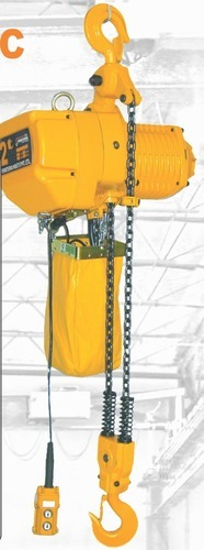 Ferreterro Electric Chain Hoist 2T, Capacity: 6-10 Ton, Voltage: 440