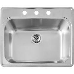 SS Single Bowl Kitchen Sink
