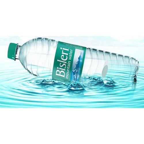 Plastic Bisleri Mineral Water Bottle