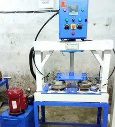 Automatic Hydraulic Plate Machine
