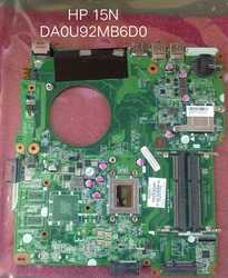 HP Da0u92mb6d0 Motherboard