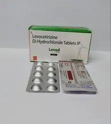 Levod-Levocetirizine Di- Hydrochloride  5 mg   (ALU ALU)