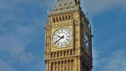 GPS Tower Clock