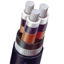 H.T XLPE Aluminium Armoured Cable 11KV 3 Core 240 mm