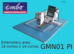 Single Head Single Needle: GMN01 PI