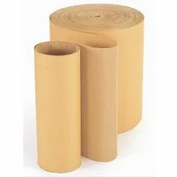Plain Corrugated Roll/ Cargo Roll, GSM: 80 - 120 GSM