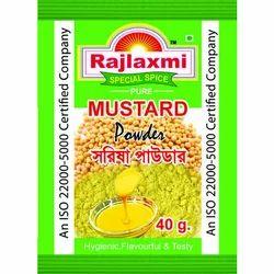 Rajlaxmi Mustard Powder, Packaging: 40 gm