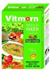 Veggie Delight Oats
