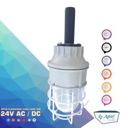 CE Aluminium Flameproof Hand Lamp LED, Mounting Type: Wall Mounting, 7W,12W