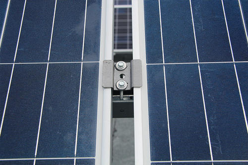 Solar Module Clamps, Packaging Type: Box