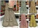Casual Stylish Net Embroidery Lehenga Collection