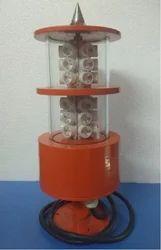 Medium Intensity Duplex Type Aviation Warning Light