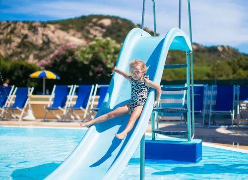 Kids Swimming Pool Slide