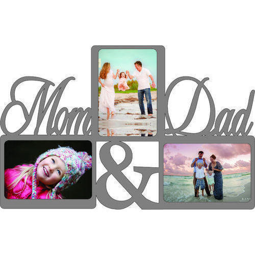 Brown Wooden Photo Frame Mom And Dad Packaging Type Box Rs 300