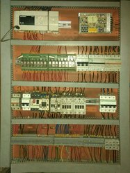 PLC Panel Making & Programming Service