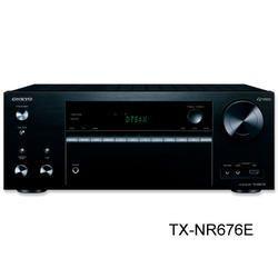 Onkyo TX-NR676E 7.2 Channel Dolby Atmos Netwrok AV Receiver