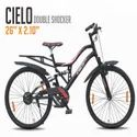 Cielo Double Shocker 26 x 2.10 Bicycle