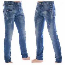 Casual Wear Multicolor denim jeans