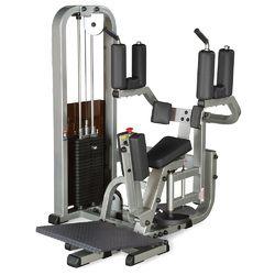 Rotary Torso Machine