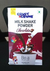Chocolate Milkshake Powder, Packaging Type: Packet