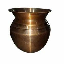 Golden Plain Copper Lota, Capacity: 300 Ml