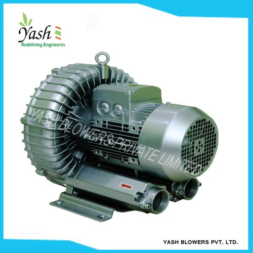 3 HP Single Stage Vegetable Washer Blower