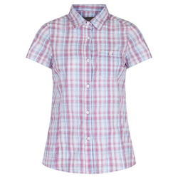 Multicolor Ladies Check Shirt