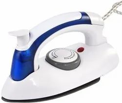 Power(Watt): 700 W Heavy Folding Handel Portable Powerful Mini Electrical Steam Iron, For Personal