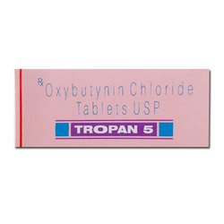 5 Mg Oxybutynin Tablets