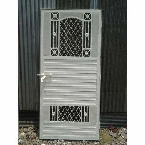 SS Safety Door  sc 1 st  IndiaMART & Ss Safety Door SS Door - Sai Ram Fabrication Pune | ID: 14594158573