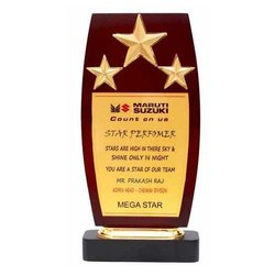 MG-207 3 Star Promotional Trophies