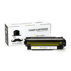 Hp Ce402a Yellow Toner Cartridges