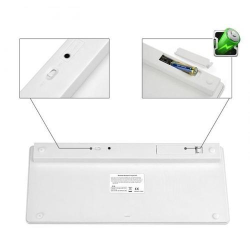 Apple White Keyboard Rs 500 Piece Outre Id 15335211562