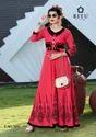Long Length Gown Kurtis