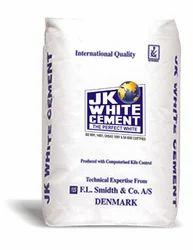 JK White Cement, 50kgs