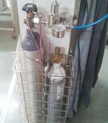 Co2 Cylinder For Laproscopy Surgery Machine