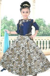Girl's Readymade Gown
