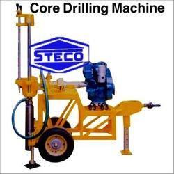 Steco Core Drilling Machine