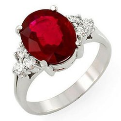 Natural Ruby Sapphire Ring