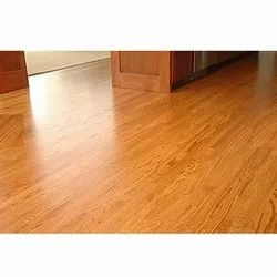 Wood Laminate Flooring, for Residential and Commercial, Thickness: 5-8 Mm