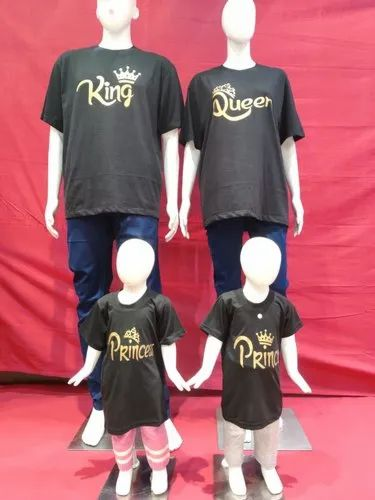 Cotton Family T-shirts