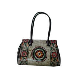 Jaysree Ladies Leather Handbag