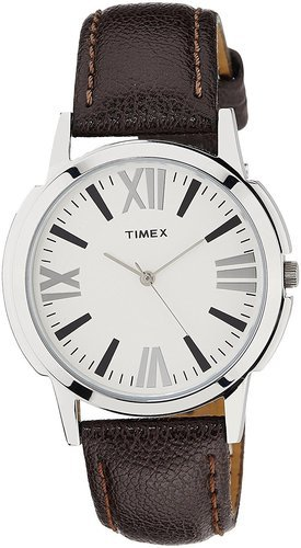 Timex Dial Analogue Watch For Men, TI002B10100