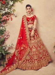 709379a99e Bridal Lehenga Choli in Surat, ब्राइडल लहंगा चोली ...